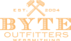Byte Outfitters websmithing logo